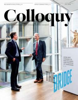 Colloquy cover Fall 2014