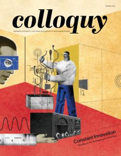 Colloquy cover Spring 2017