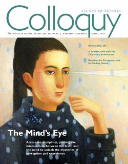 Cover of the Spring 2011 issue of Colloquy