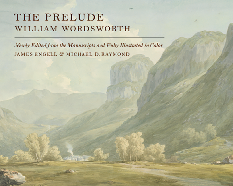 Book Cover, The Prelude