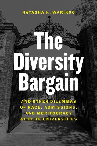 Book cover: The Diversity Bargain