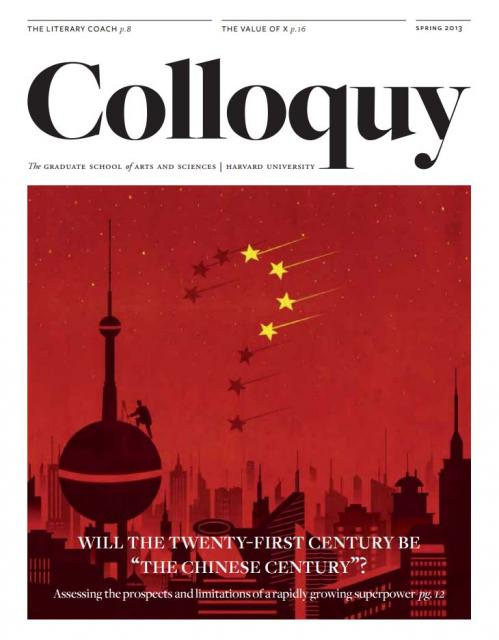 Colloquy cover Spring 2013