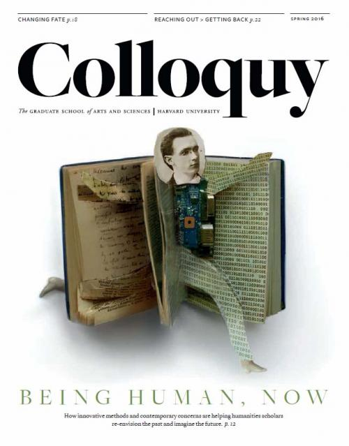Colloquy cover Spring 2016