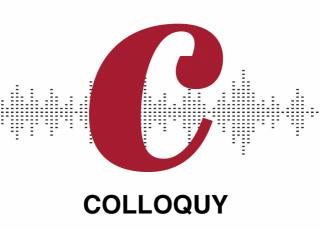 Colloquy Podcast Logo Small Banner
