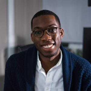 Patrick Emedom Nnamdi, GSAS Student Center Fellow