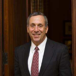 Lawrence S. Bacow, President of Harvard University