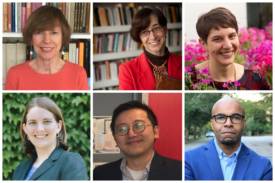 Photos of the 2020 Mendelsohn Award Winners